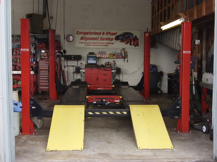 tire alignment wilmington nc